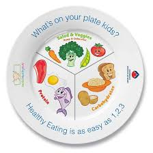 Nestle Portion Plate